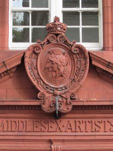 Former Artists' Rifles headquarters, Duke's Road, London